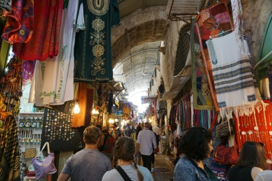 Part of the Via Dolorosa