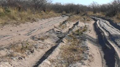 Sand road 2