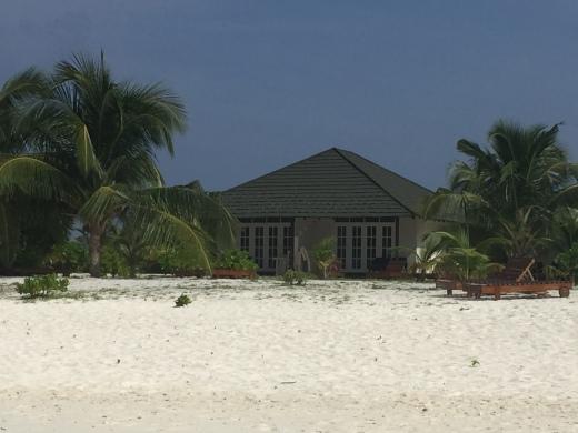 Our sunset beach villa