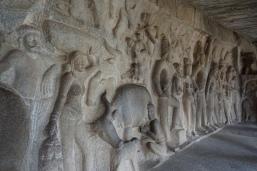 Krishna Mandapa Bas Relief