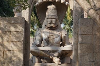 Yoga-Narasimha Monolith