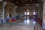 Maharaja's bedroom