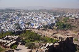 View of Jodhpur