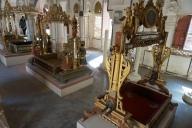 Royal cradles